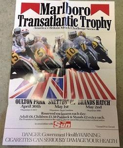 Transatlantic Poster 1983