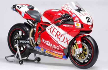 Bayliss Minichamps 2006 Ducati
