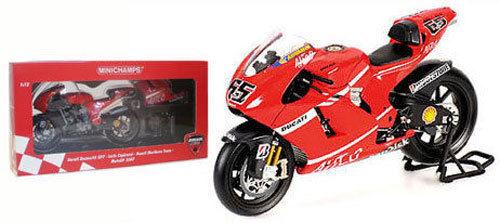 Loris Capirossi 2007 Ducati