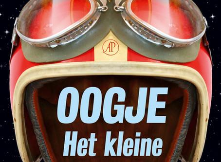 'Oogje. Het kleine meisje uit de Lange Tafelstraat.' Vanaf 1 september in de boekhandel.
