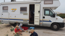 How to Campervan Europe with kids!