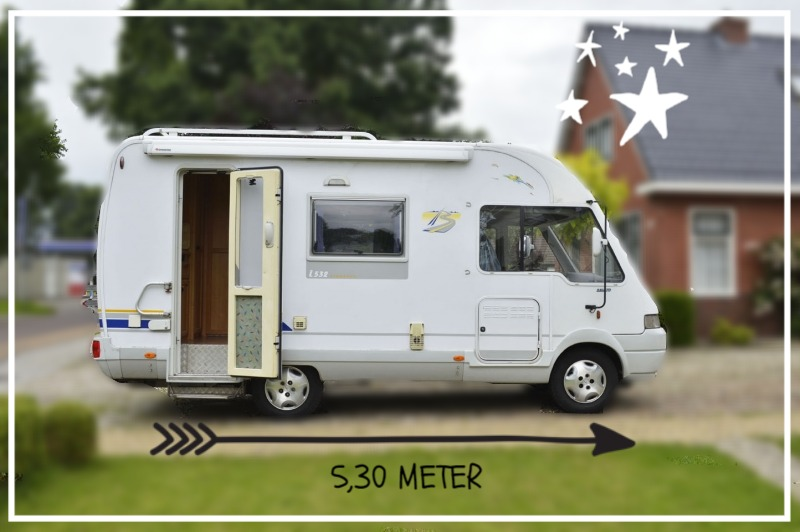 Campervan size