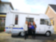 Australian couple bought a motorhome in Europe for 12 months