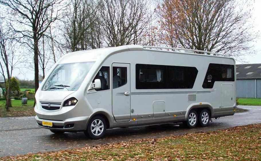 Exclusive Motorhome