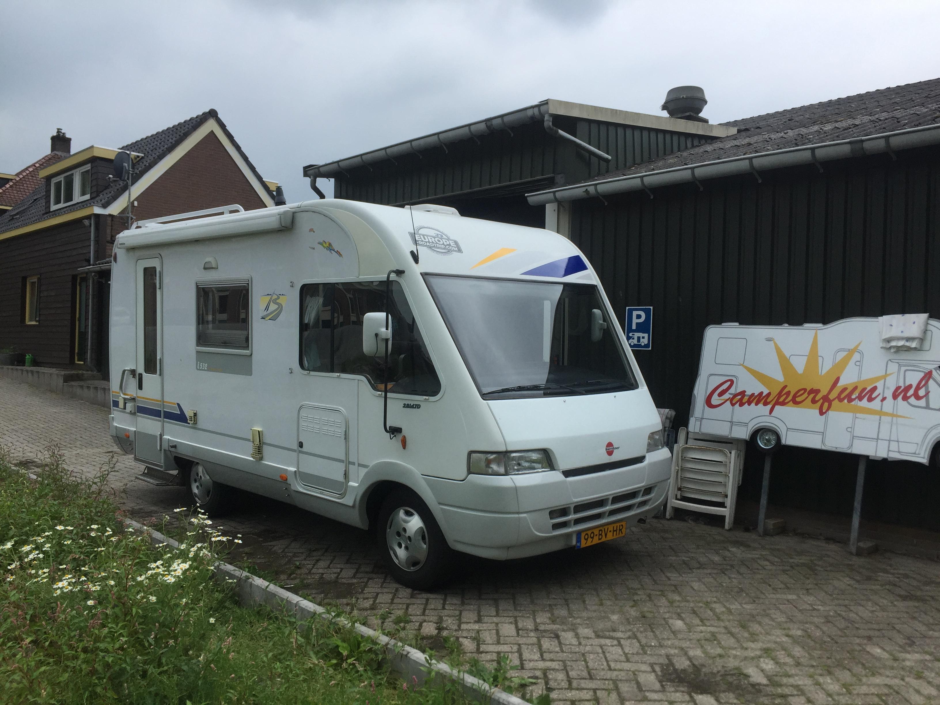 Campervan Europe