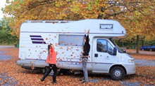 5 REASONS WHY YOU SHOULD TRAVEL EUROPE BY MOTORHOME!