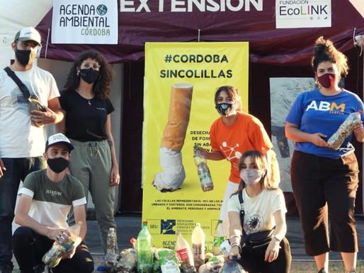 #CórdobaSinColillas 🚬