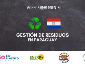 Gestión de residuos en Paraguay