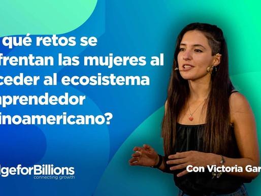 ¿A qué retos se enfrentan las mujeres al acceder al ecosistema emprendedor latinoamericano?