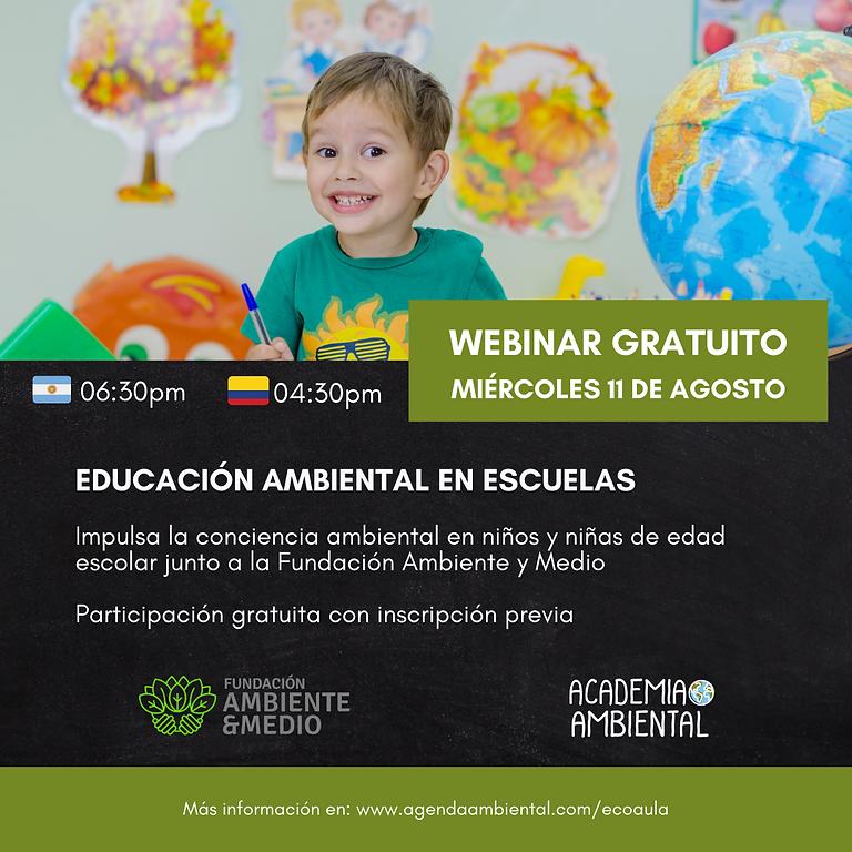 Educación Ambiental en Escuelas