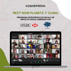Programa Next Now Planeta y Clima 🌎