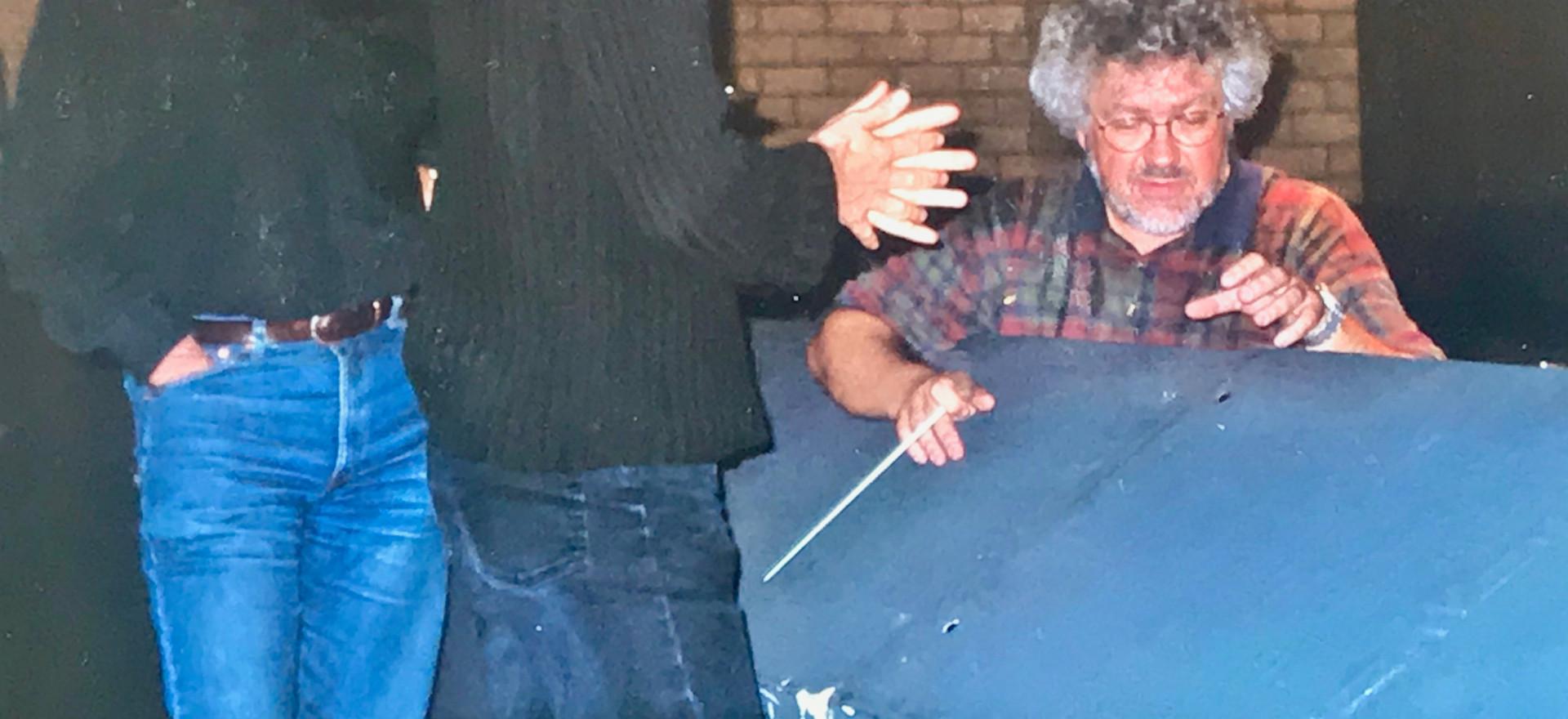 Dirigenten A. Joho