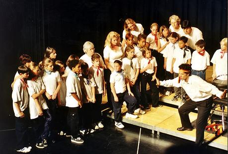 Rattenfänger Aufführung Brugg, Musikschule