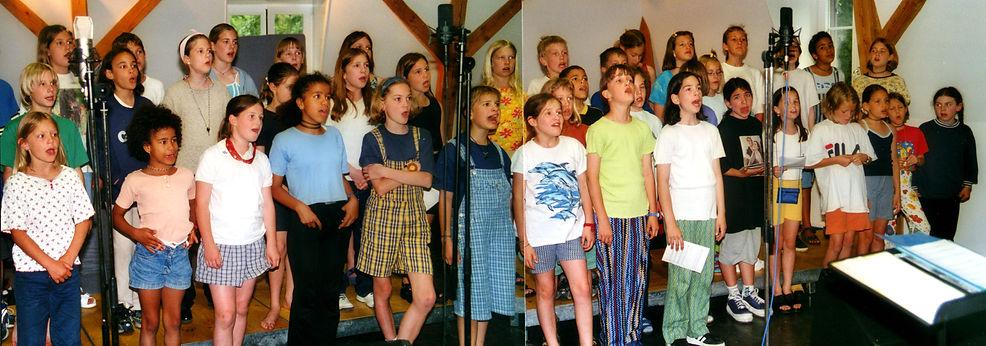 Schülerchor der Musikschule Brugg, Bauernlieder