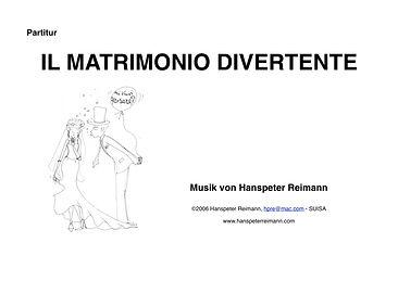 Matrimonio Partitur Titel.jpg
