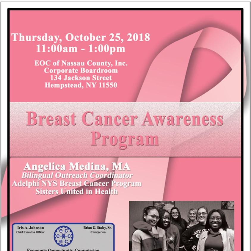 Breast Cancer Awareness Program