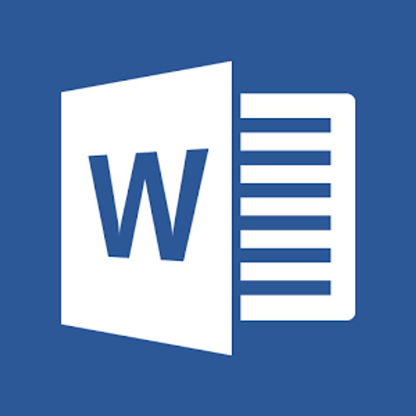 FASTLEARN ZOOM WORKSHOPS : Basic MS Word