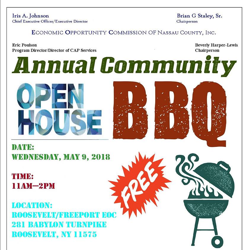 Roosevelt/Freeport EOC Open House & BBQ