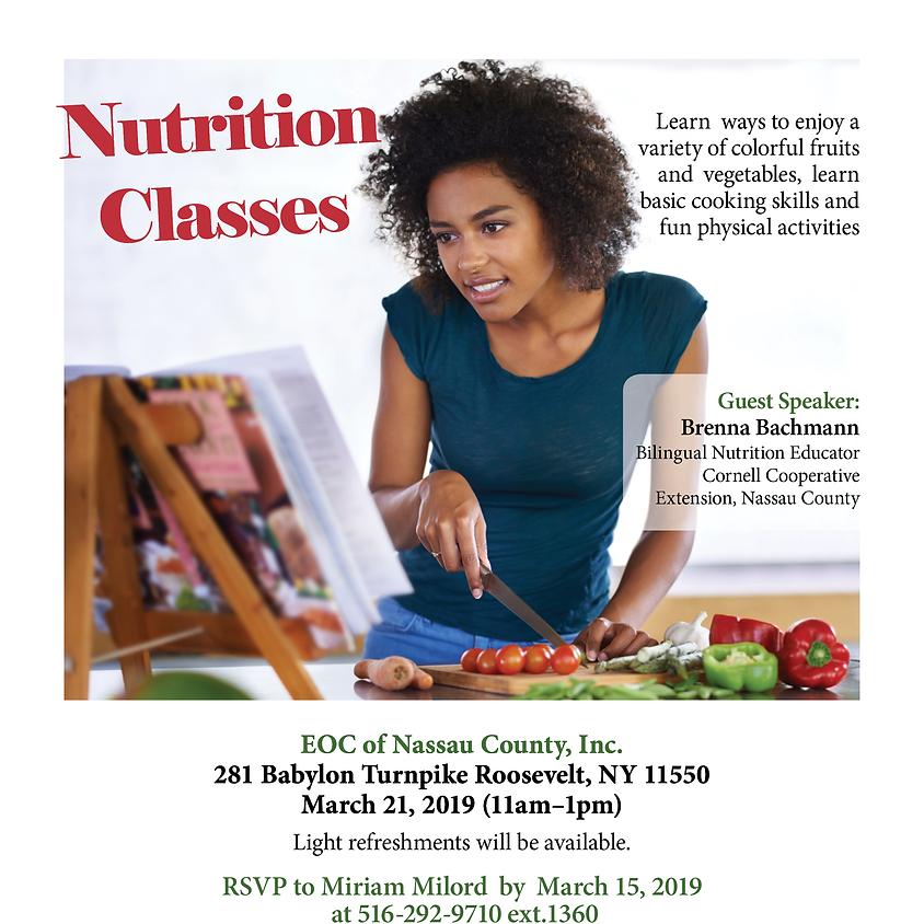 Nutrition Workshop