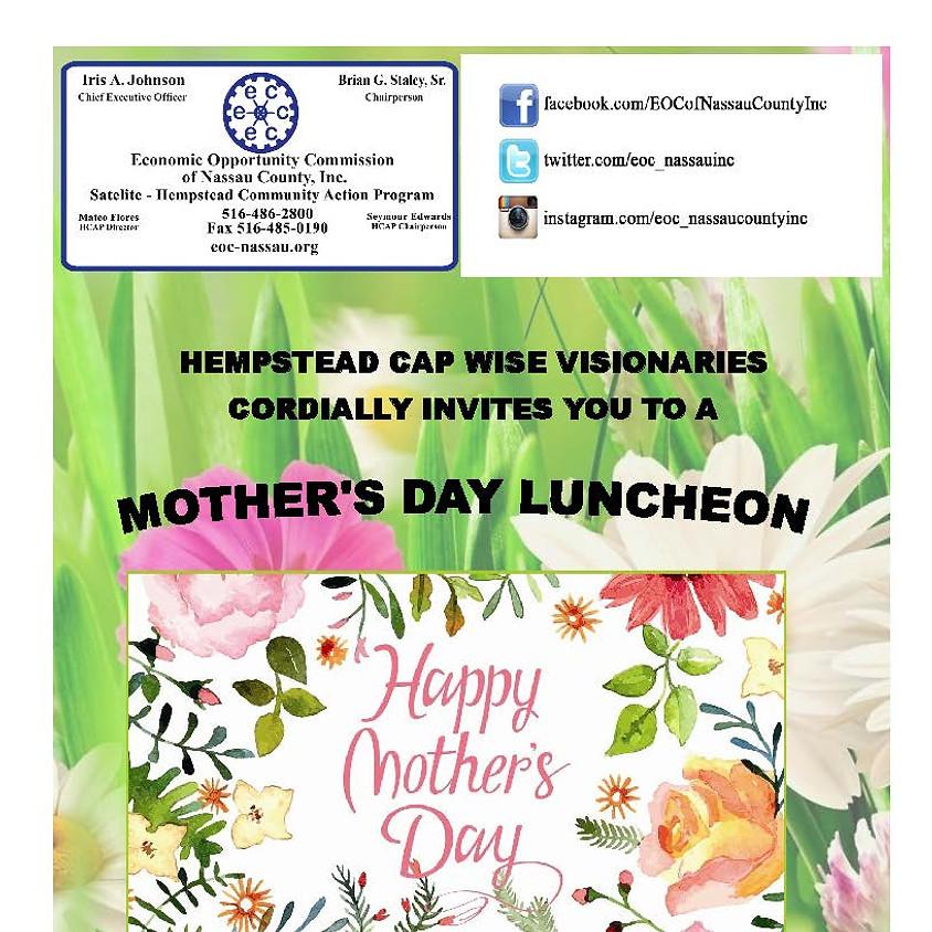 Hempstead CAP Mothers Day Luncheon