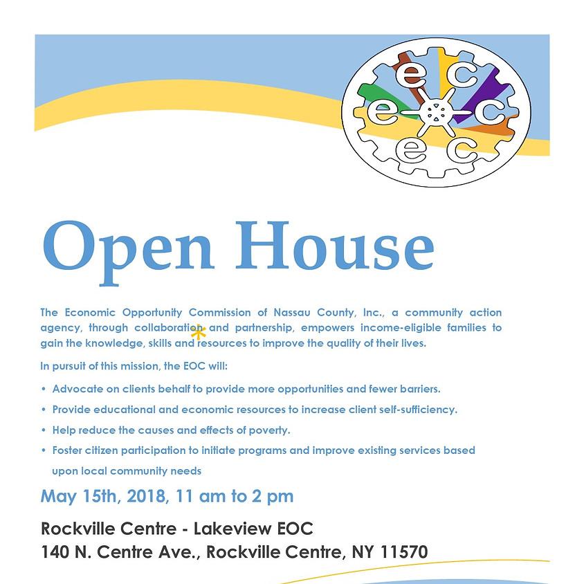 Rockville Centre/Lakeview : Open House & BBQ