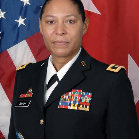 Major General Linda L. Singh