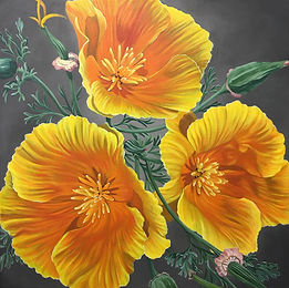Spring Forth 2 Giclee print on canvas_California artist Lucy Liew.jpeg