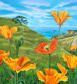 Resilience Sonoma Giclee print on canvas_California artist Lucy Liew.JPG