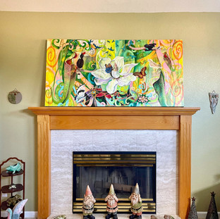 Lucy Liew nature wall art in California homes_201226_06.jpeg