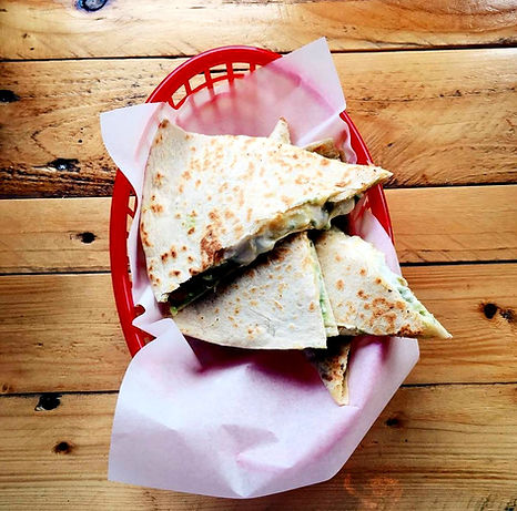 best quesadillas in dublin