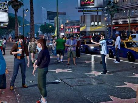 مطورو Rockstar يقدمون طلب براءة اختراع لتقنية NPC جديدة.