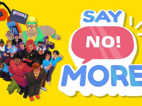لعبة Say No! More قادمة رسميًا في أبريل المُقبل