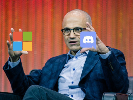شركة Microsoft في مفاوضات من أجل شراء Discord