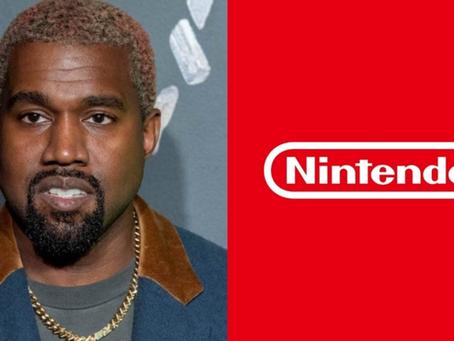 Nintendo ترفض العمل مع كانيه ويست