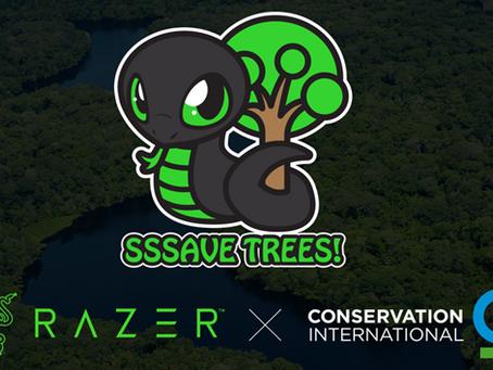 شركة Razer تُخطط لإنقاذ مليون شجرة بعد إنجازتها الأخيرة