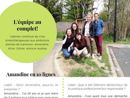 L'interview EcoKiné N°3