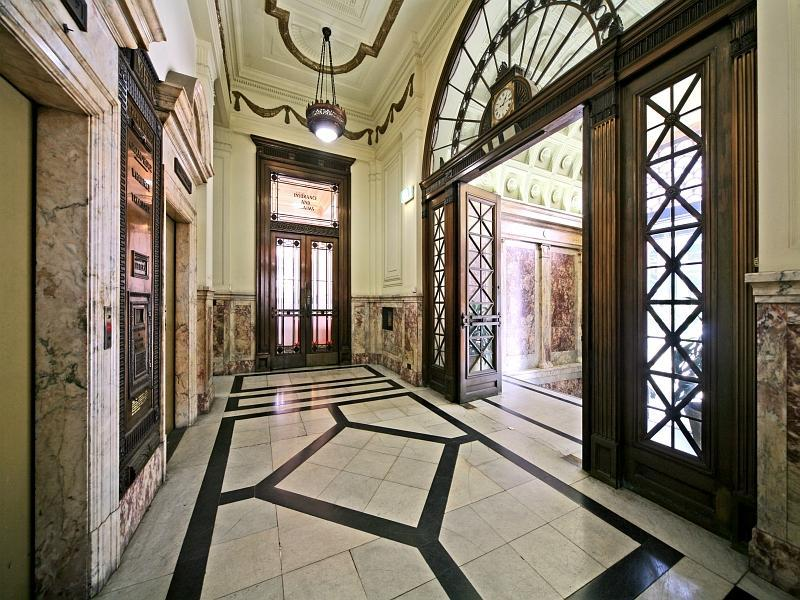 29-31 Market Street - Entrance Interior