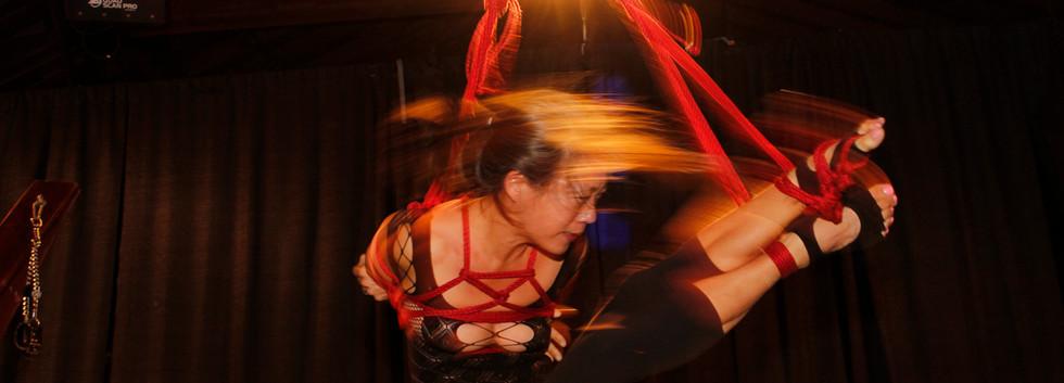 With Winter Nawa at The Sanctum, Sebastopol (11/30/15)