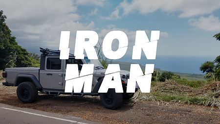 iron man race jeep
