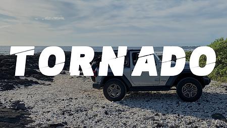 tornado jeep