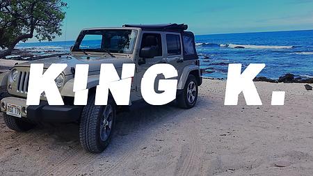 king k jeep