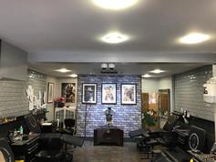 Main studio working area