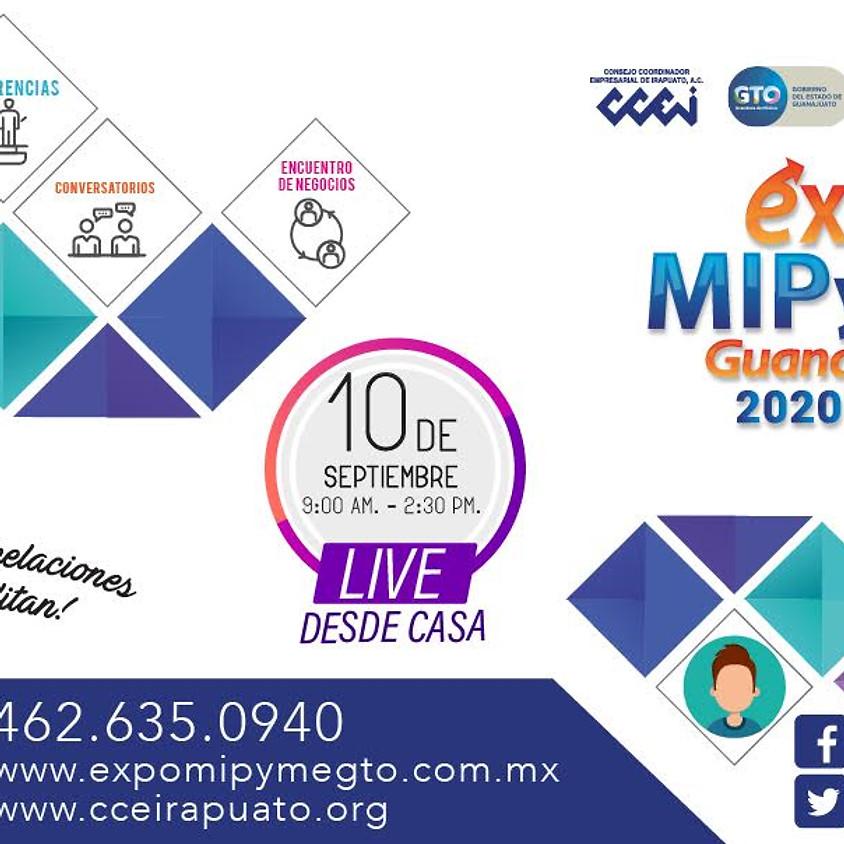 Expo MIPyME Guanajuato 2020