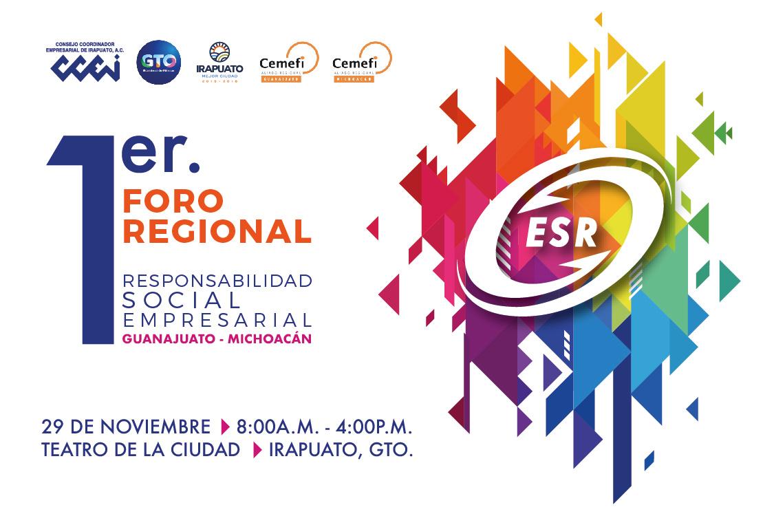 1er Foro Regional Responsabilidad Social Empresarial