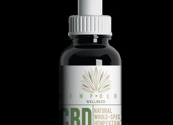 CBD Organic THC FREE
