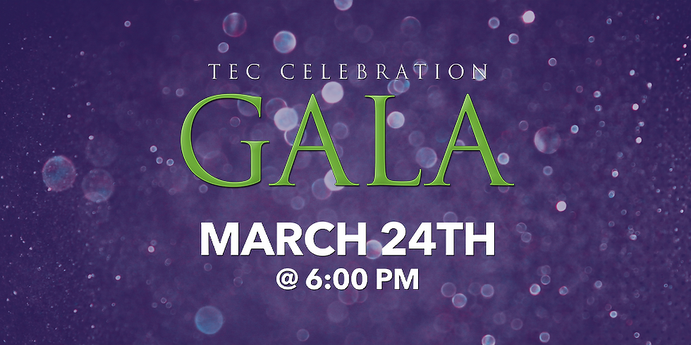TEC Gala Celebration