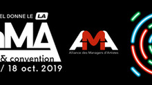 AMA, partenaire du MaMA Festival & Convention
