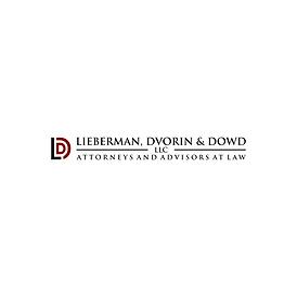 Lieberman Dvorin & Dowd, LLC black red p