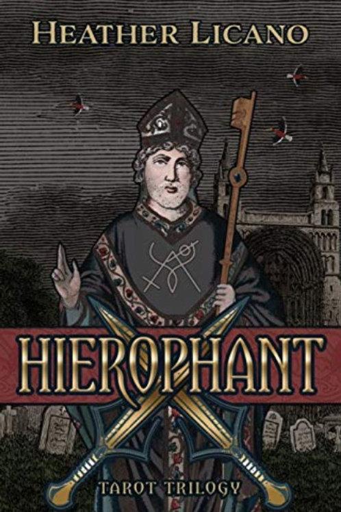 Hierophant: Tarot Trilogy Signed Copy