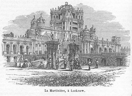 Le Martinere College, Lucknow
